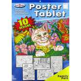 Family Pets Poster Tablet
